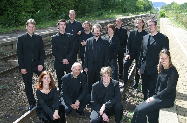 ensemble officium - on Tour